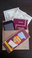 Bolsillo DIY oculto para viaje