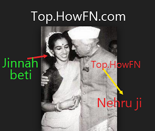 Jinnah controversy india hindi AMU kahani nehru relation