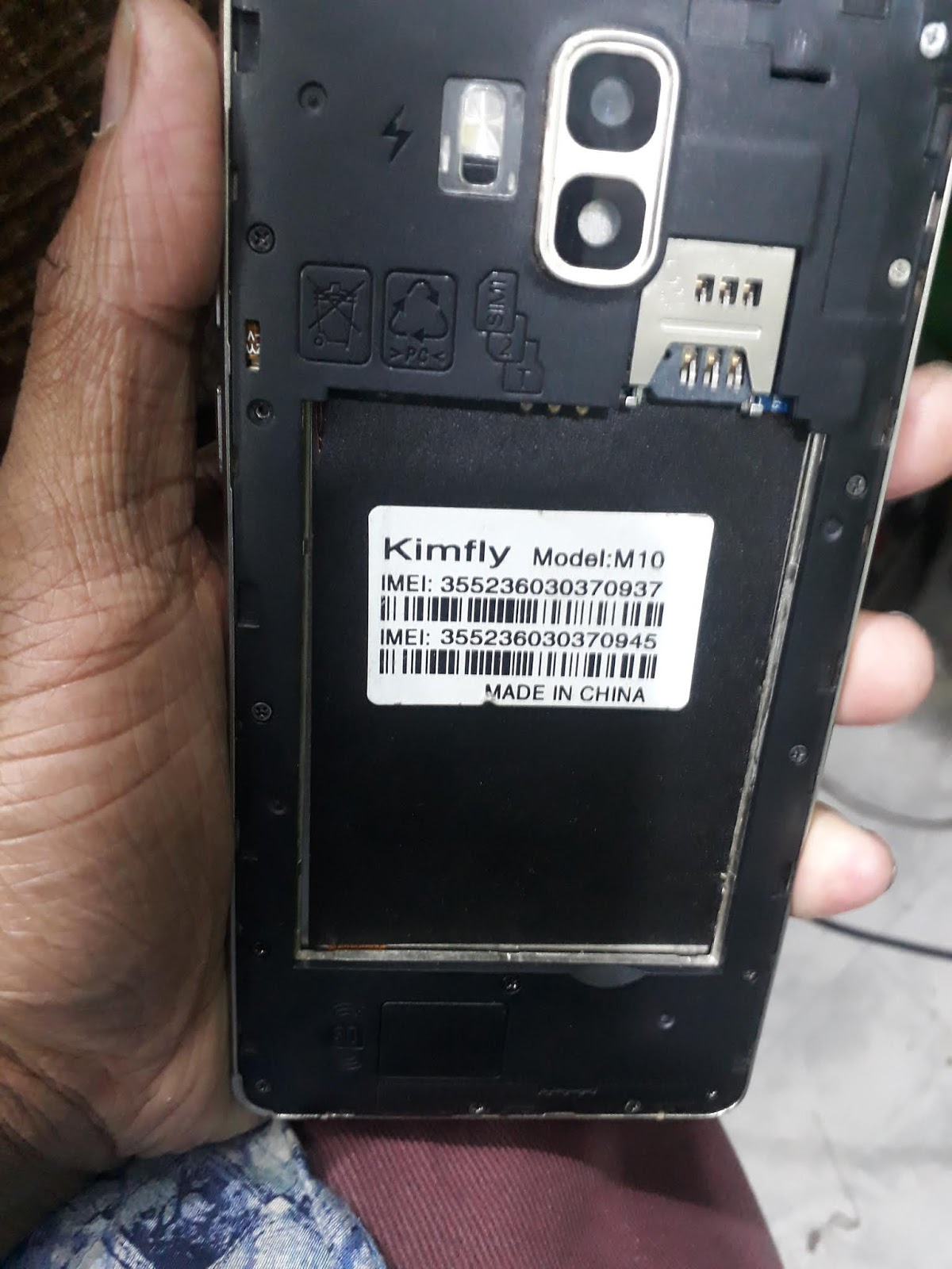 Huawei Clone Kimfly M10/K10 6 0 Flash File MT6580 Firmware 100