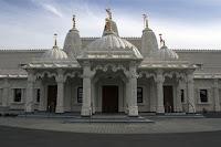 BAPS Swaminarayan Mandir Leicester