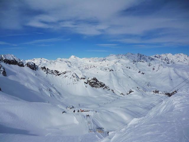 cima presena adamello ski provincia di Brescia