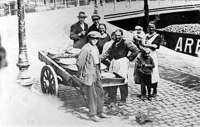Joodse zuurkar in Amsterdam