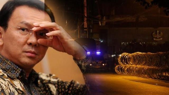 Polisi Pertimbangkan Posisi AHOK yang Bisa Saja Jadi Sandera Napi Teroris