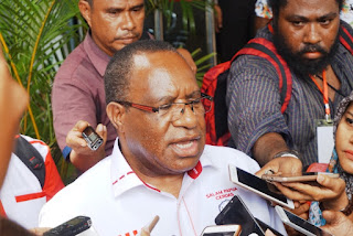 "Jhon Wempi Geram Berkas Keaslian Orang Papua ""Hilang"""