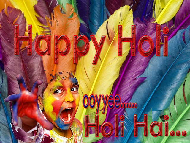 Download Holi Wallpaper for Facebook