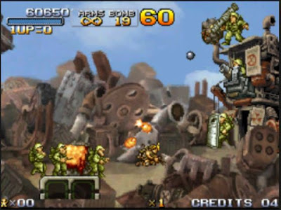 Metal Slug 7 Screenshot 3