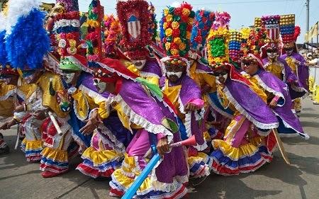 Listasde10com Los Mejores Carnavales Del Mundo - Carnavales-del-mundo