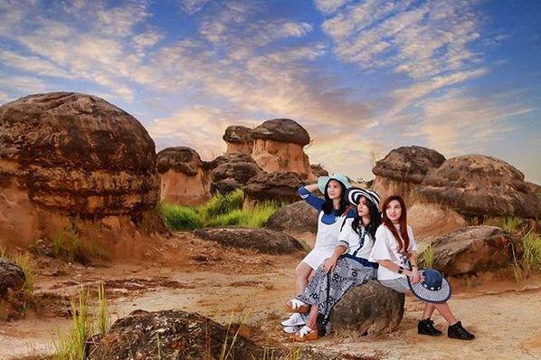 Bukit Jamur Gresik Jawa Timur: Lokasi, Daya Tarik, Tiket Masuk & Informasi Lengkap Terbaru