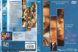 Carátula dvd: La tormenta de hielo (1997) The Ice Storm