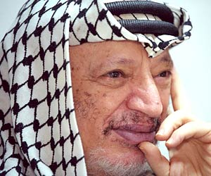 Palestina y Arafat, el hombre que pudo reinar