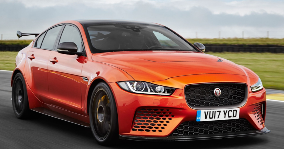 2018 jaguar xe sv project 8 price and review caranddriver