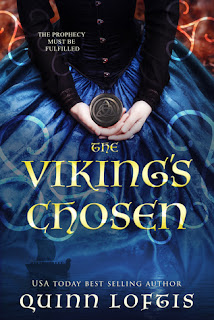 Book Showcase: The Viking's Chosen by Quinn Loftis