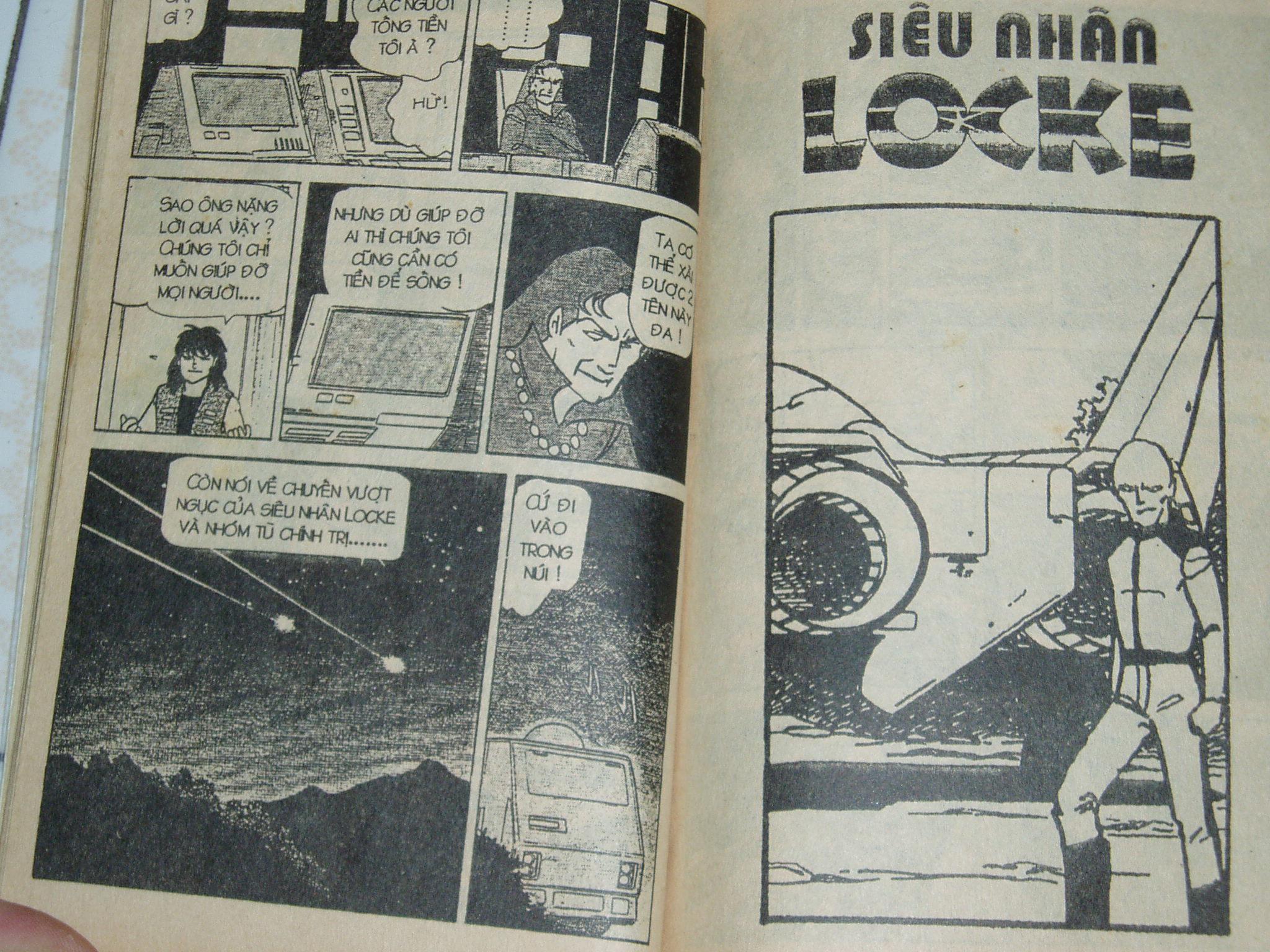 Siêu nhân Locke vol 18 trang 29