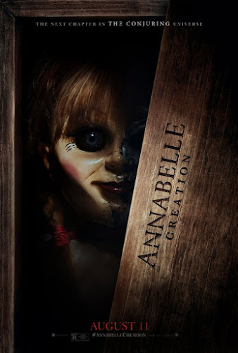 Annabelle: Creation (BRRip 1080p Dual Latino / Ingles) (2017)