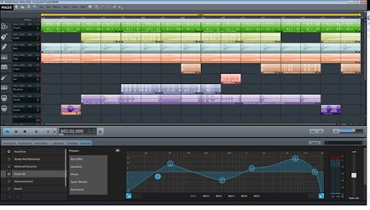 Magix Music Maker 2016 Live Profesional Full