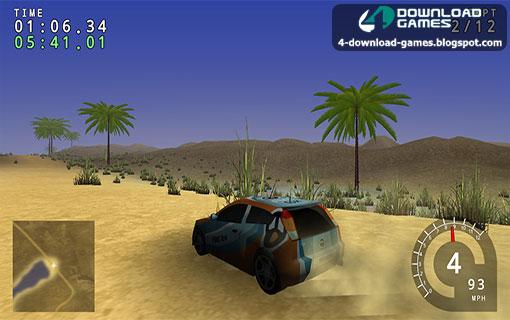 تنزيل لعبة سباقات الرالي Trigger Rally
