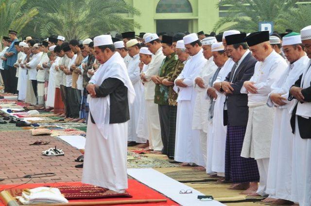 Muhammadiyah: Shalat Ied di Lapangan dan Masjid Ditiadakan