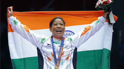 Mary Kom to lead Indian Contingent at the AIBA Elite Women World Championship