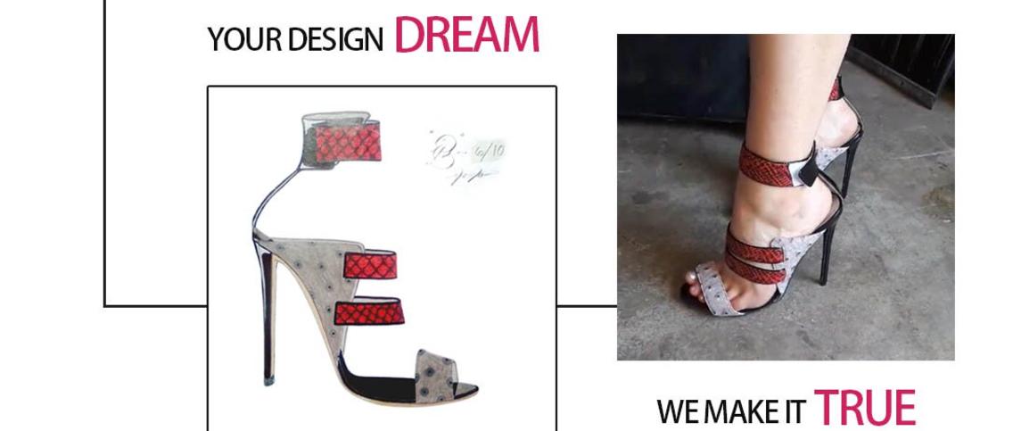 Go For Designer Custom Made Shoes At FSJ Shoes