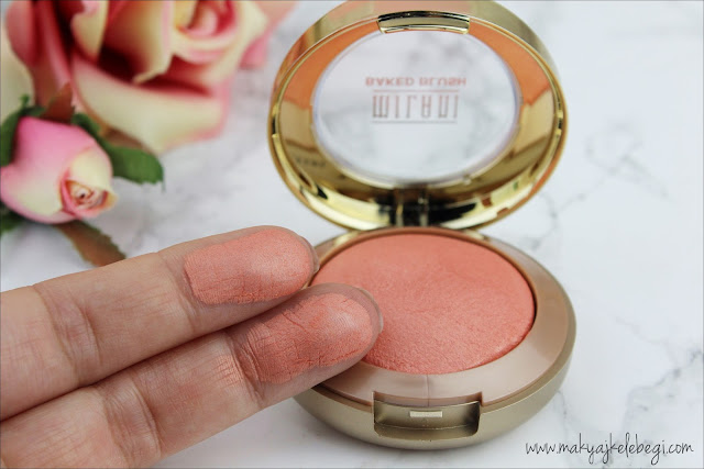 Milani Baked Blush Review Luminoso