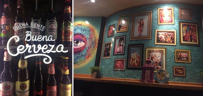 Valentina Vaguada: La Kika taberna, spain, madrid, night out, drinks, chueca, españa