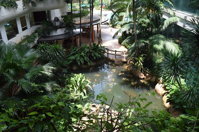 Shangri la singapore garden wing review
