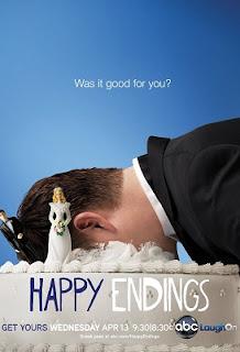Assistir Happy Endings Online Dublado e legendado