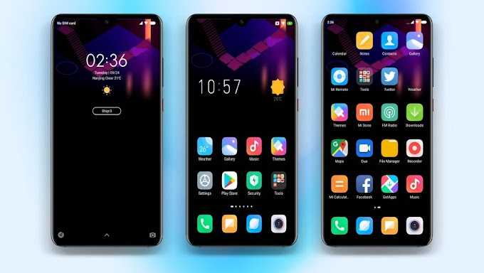 Best MIUI 11 Theme Ever for All Xiaomi Devices