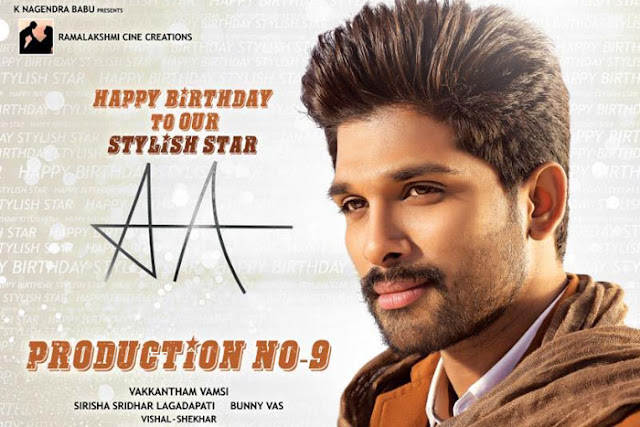 Happy Birthday Allu Arjun