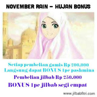 promo november rain 2015 hujan bonus