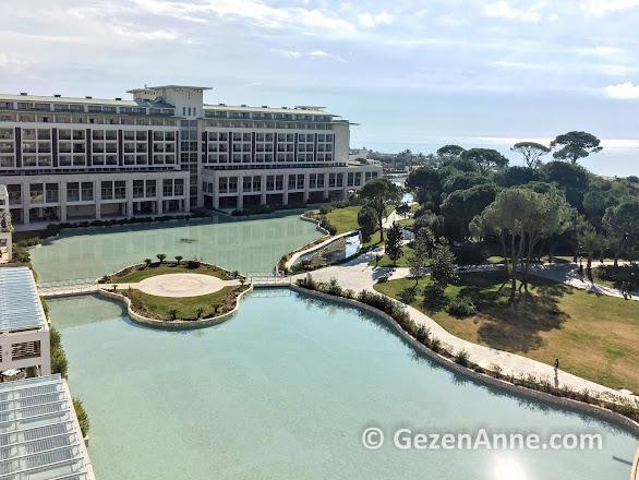 Rixos Premium Belek oteli ortamı, Antalya