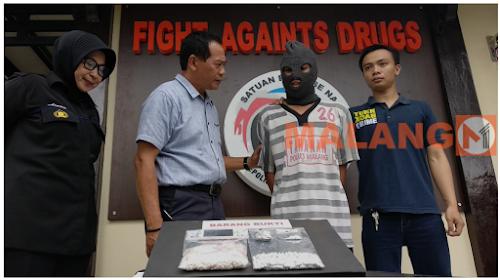 Bandar Pil Koplo Kalangan Pelajar Dibekuk Polisi