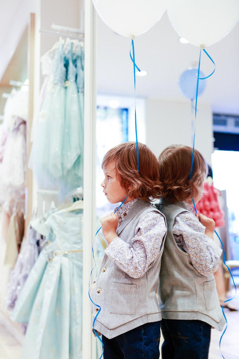 осенний стиль для ребенка