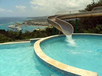 Ocho Rios Chair Lift Pool