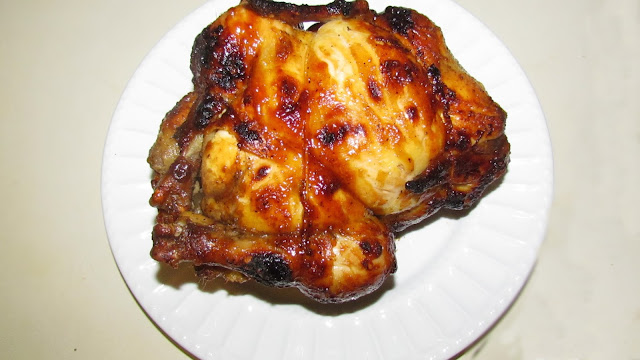 Easy rotisserie chicken recipe