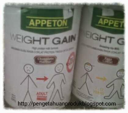 Harga Susu Appeton Weight Gain Terlengkap Bulan Ini
