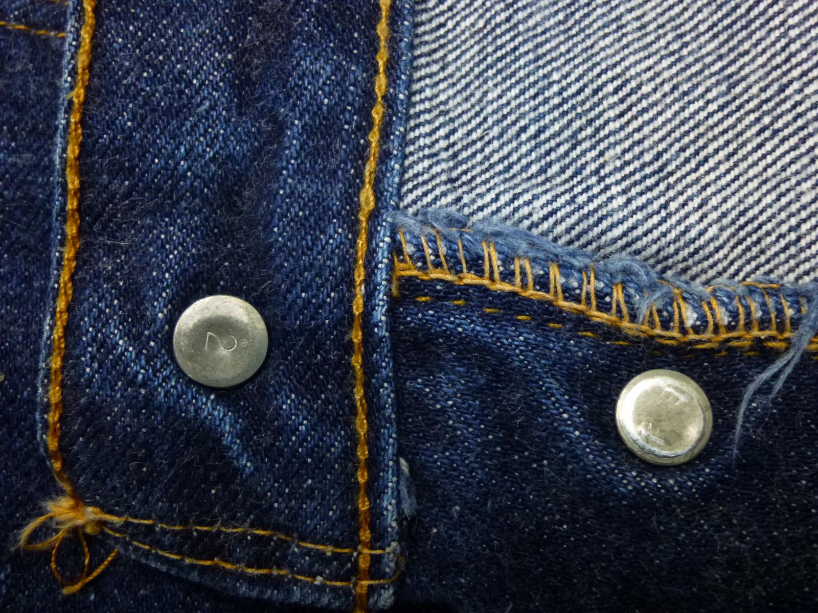 Vintage A – Find Levi's Jeans ~ Lifetime The E Of Big 1969 rrvOwx