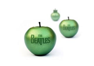 USB conmemorativo de los Beatles.