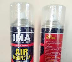 Disinfektan Spray <p>Rp165.000</p> Untuk Kabin Mobil dan Ruangan