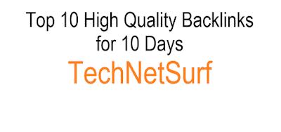 अपने हिन्दी ब्लॉग/वेबसाइट के लिए टॉप 10 हाई क्वालिटी बैकलिंक्स पाएँ Top 10 High Quality Backlinks for Hindi Blogs Websites