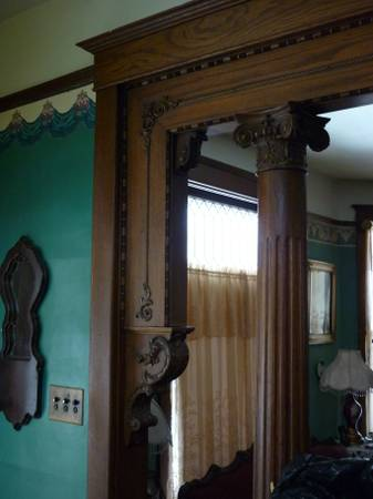 Vintage Elements Of A 1913 Sears House