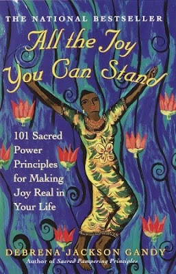 All the Joy You Can Stand, Debrena Jackson Gandy, Book Review, InToriLex