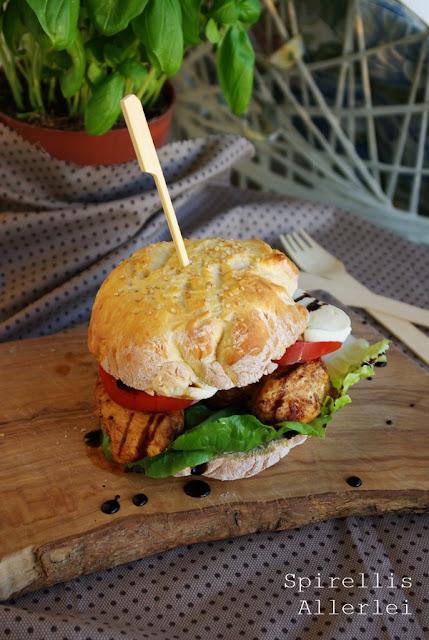 Spirellis Allerlei - Burger Rezept