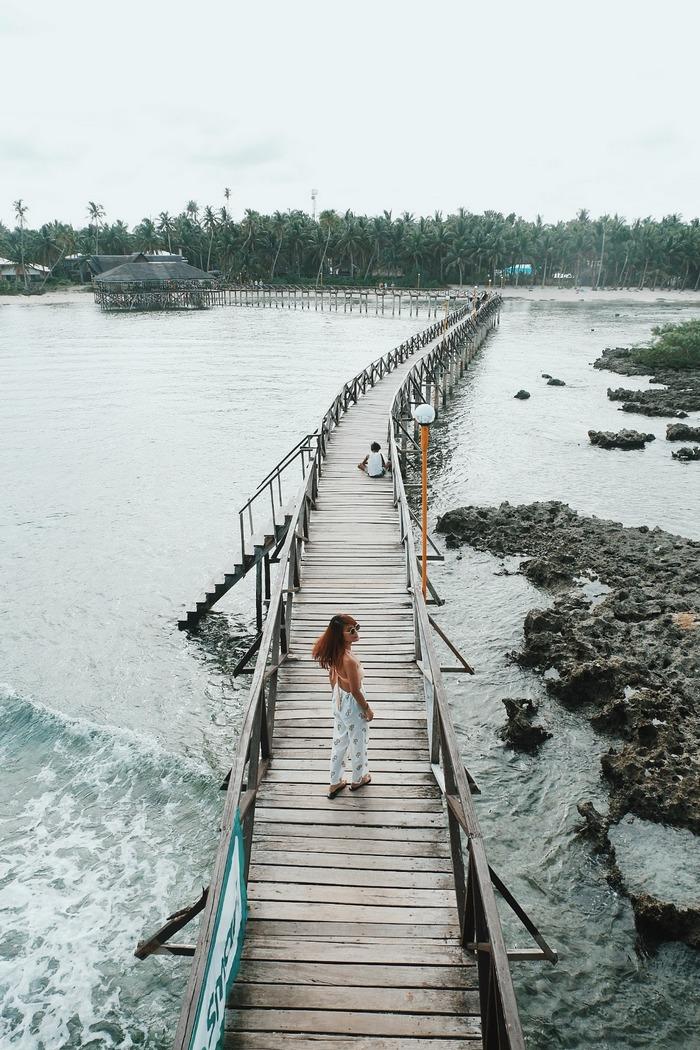 Ocean 101 Cloud 9 Beach Resort in Siargao Islands - Room