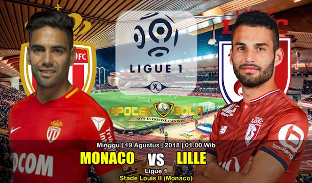 Prediksi Monaco Vs Lille 19 Agustus 2018