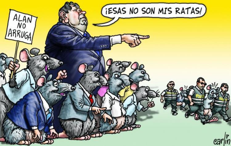 Carlincaturas Miércoles 22 Febrero 2017 - La República