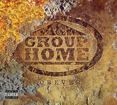 Group Home - Forever - Album Download, Itunes Cover, Official Cover, Album CD Cover Art, Tracklist