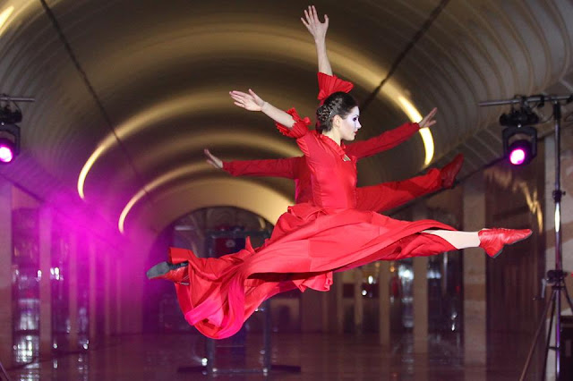 Ballet dancers entertainment news