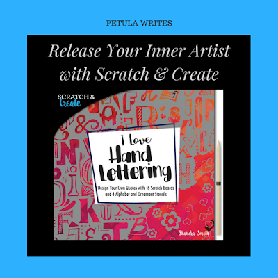 Release Your Inner Artist with Scratch & Create | Petula Writes