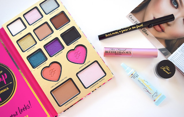 a picture of Too Faced x NikkieTutorials The Power of Makeup Collection